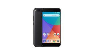 Bon plan TomTop : Xiaomi Mi A1 Noir ou Or pour 184.79 €