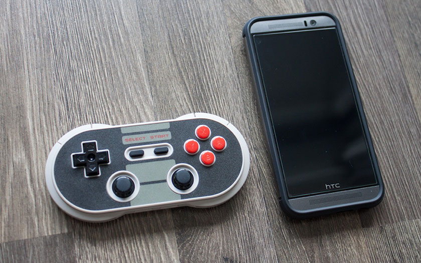 accessoires gamers mobiles 8Bitdo