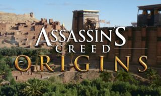 assassins creed origins bande annonce live