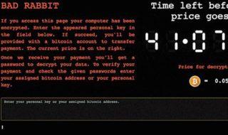 Ransomware Bad Rabbit : une nouvelle cyberattaque fait des ravages sur PC, comment se protéger ?