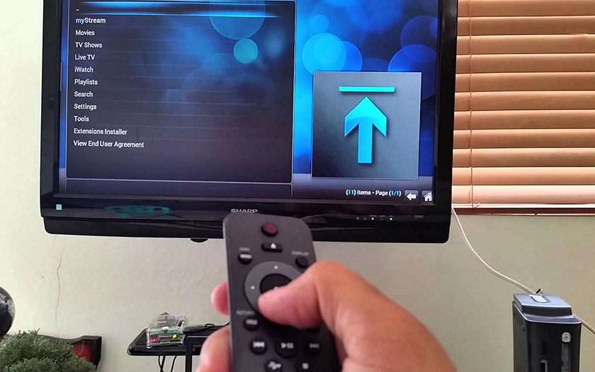 box multimedia tv raspberry pi kodi