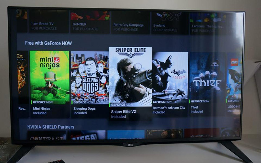box multimedia nvidia shield tv