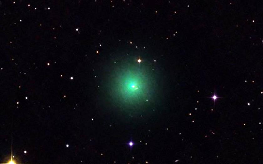 comete c/2017 o1