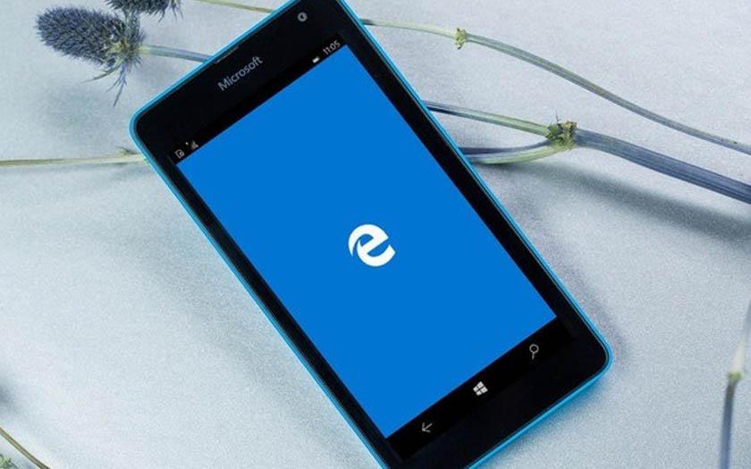 Microsoft Edge pourrait bientôt arriver sur Android et iOS