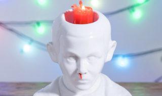 Stranger Things : cette bougie Eleven a le nez qui saigne !