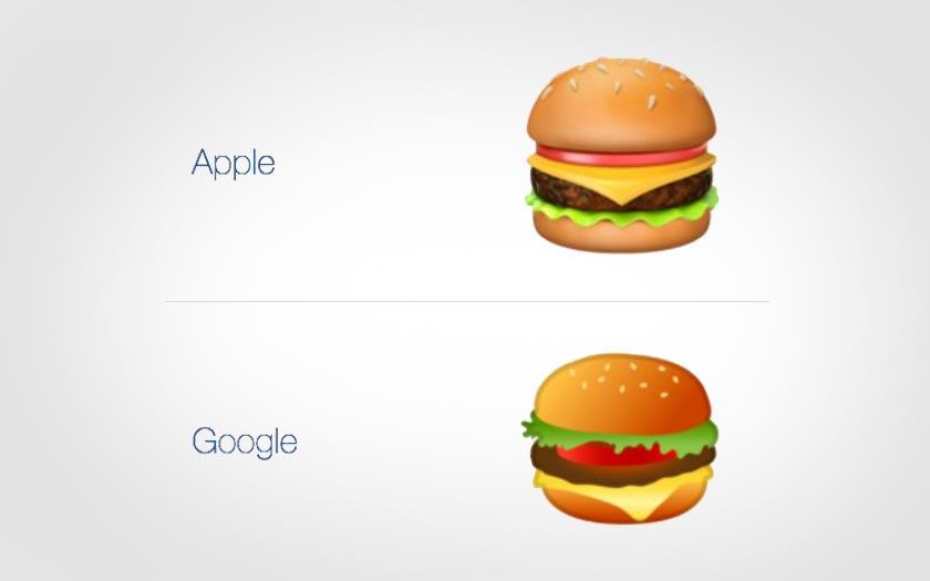 Polémique : Chez Google on ne sait pas monter un cheeseburger !