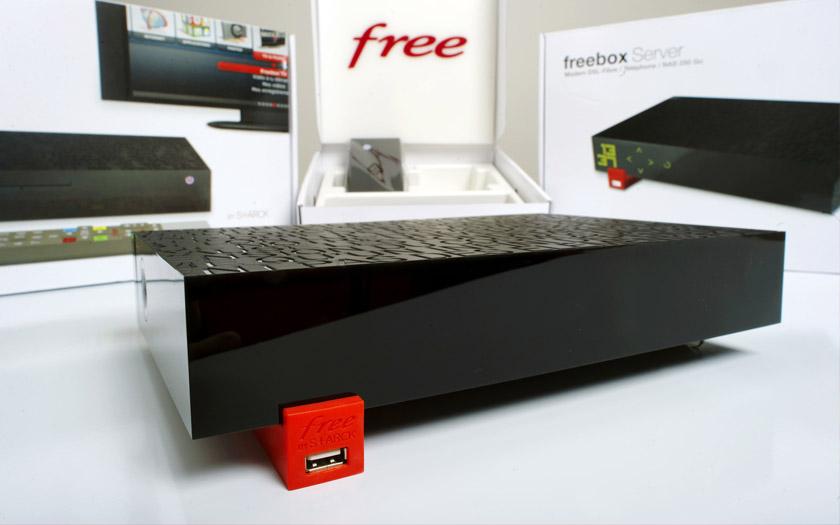 Freebox Mini 4K : Frais de migration gratuits vers Freebox Révolution