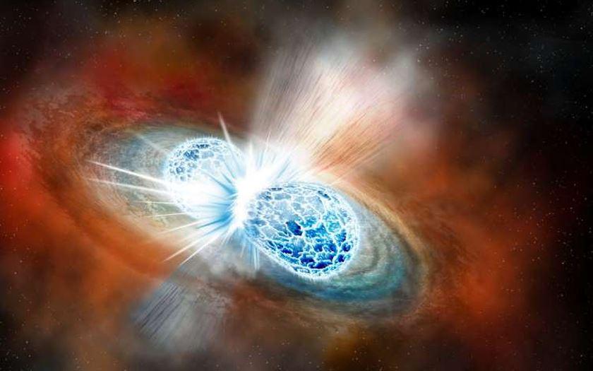 fusion etoiles neutrons
