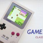 Game Boy Classic Mini