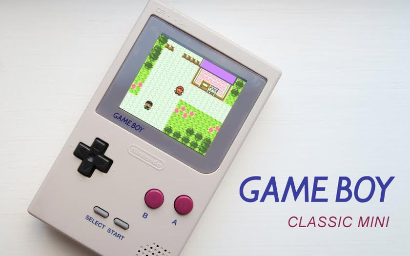 Game Boy Classic Mini