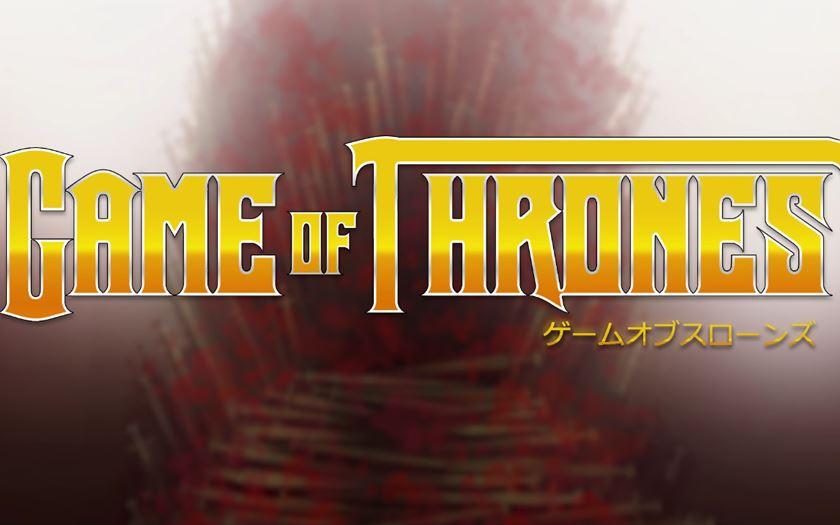 game of thrones generique japonais