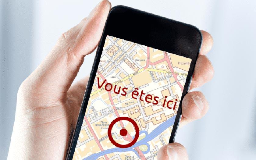 Géolocalisation Free Mobile