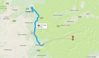 Google Maps perd des centaines de touristes dans un petit village