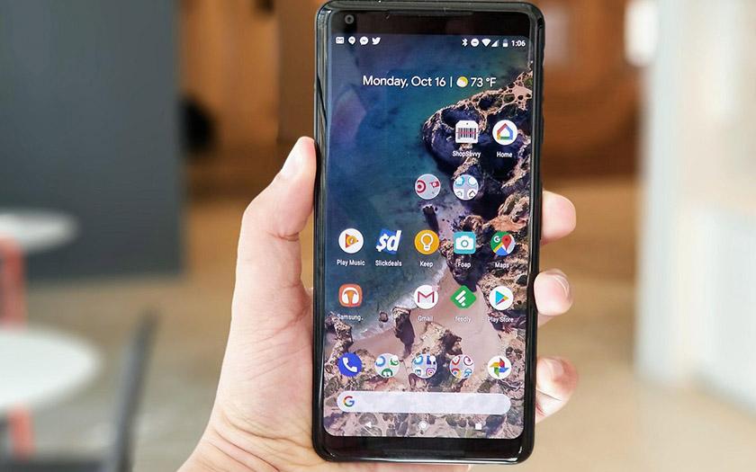 IPhone 8 Plus vs Google Pixel 2 XL speed test : le smartphone d'Apple remporte le match