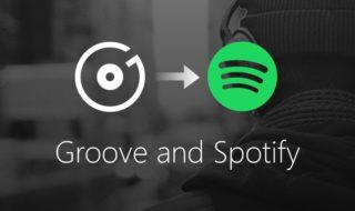 Microsoft tue Groove Music Pass et bascule ses utilisateurs sur Spotify !