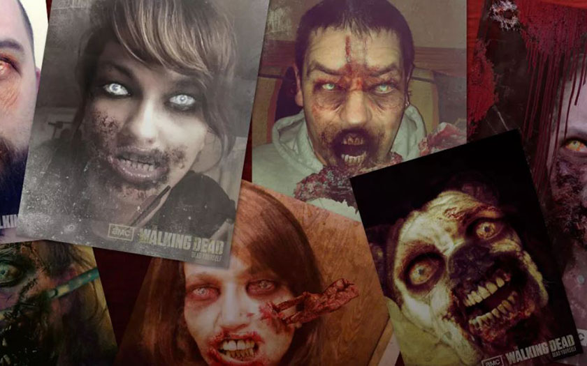 halloween dead yourself application ios android