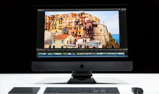 L'iMac Pro et ses magnifiques accessoires gris sidéral se montrent en images