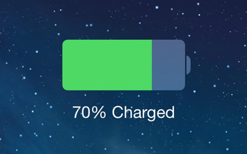 iphone batterie