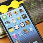 iPhone soutien-gorge