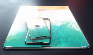 iPhone X : un designer imagine l'encoche Face ID sur les MacBook, iMac et iPad, en vidéo