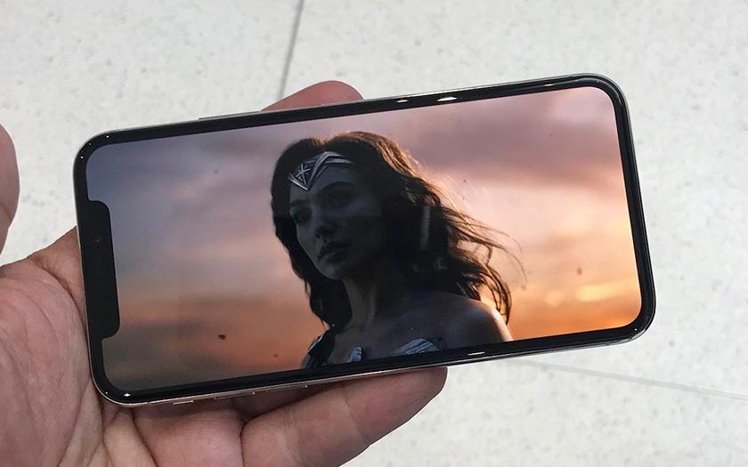 iphone X raisons acheter écran oled