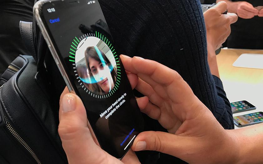iphone x raisons acheter-face-id