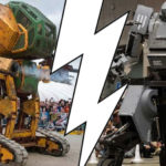 japon USA combat robots geants