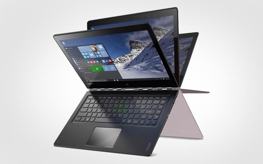 3b11ac8650dfc Le Lenovo Yoga 900-13ISK est un PC portable hybride aux performances plus  que confortables pour ceux qui recherche plus de mobilité sans compromis  niveau ...