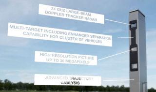 Radar tourelle : vitesse, distance, smartphone, ceinture, cette terreur des routes arrive dès 2018 ! [vidéo]
