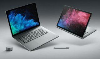 Microsoft Surface Book 2 officiel : deux versions et toujours plus de puissance