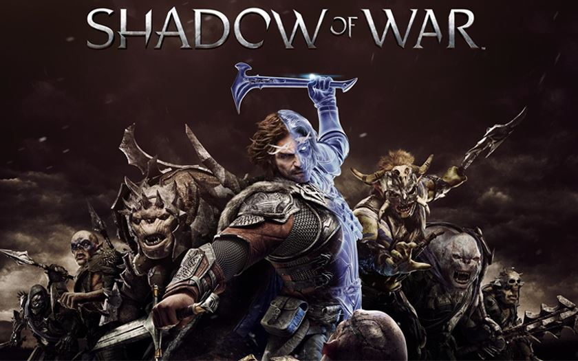 middle earth shadow of war pc 100 go