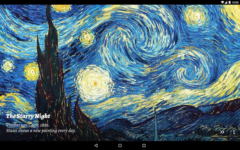 muzei wallpaper changement automatique android