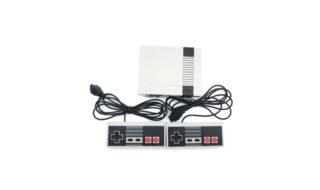 Bon plan NES Classic Mini avec 500 jeux intégrés : 18,47 euros seulement !
