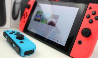 Nintendo Switch : la nouvelle mise à jour 4.0.0 apporte la capture vidéo et le transfert de sauvegardes
