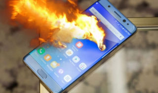 Smartphone : on sait pourquoi les batteries au lithium explosent !