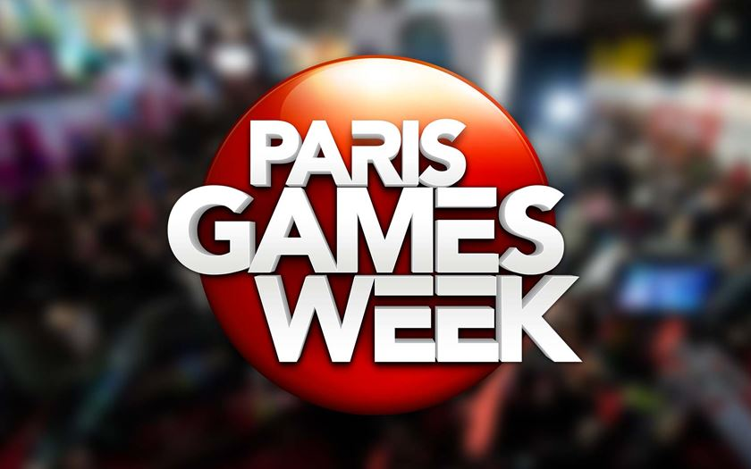 paris games week nintendo ea jeux