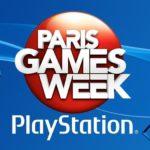 paris games week sony annonces