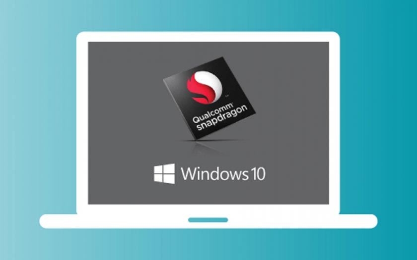 PC Windows 10 Snapdragon
