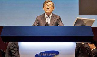 Samsung Electronics : le PDG annonce sa démission sur fond de scandale