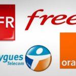 Plaintes opérateurs Free SFR
