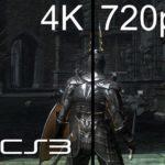 PS3 RPCS3 4K