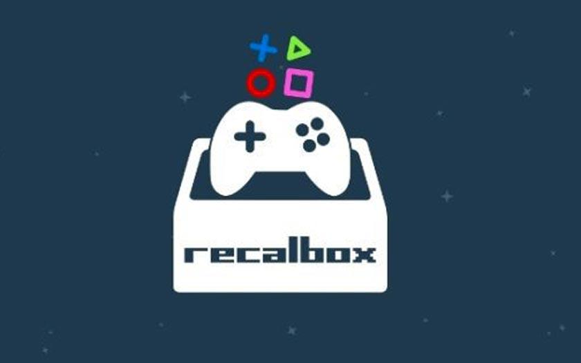 Recalbox 4.1 est disponible : toutes les nouveautés
