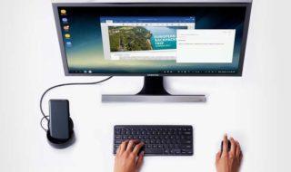Le Galaxy S8 pourra bientôt faire tourner Linux grâce au DeX
