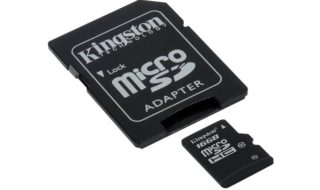 guide achat carte microSD kingston 16 Go