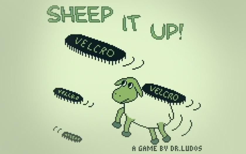 Sheep It Up ! : un nouveau jeu Game Boy rétro débarque au format cartouche