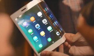 iPhone : Apple développe un smartphone dont l'écran se plie comme un livre !