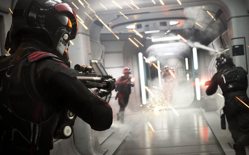 star wars battlefront 2 bande annonce