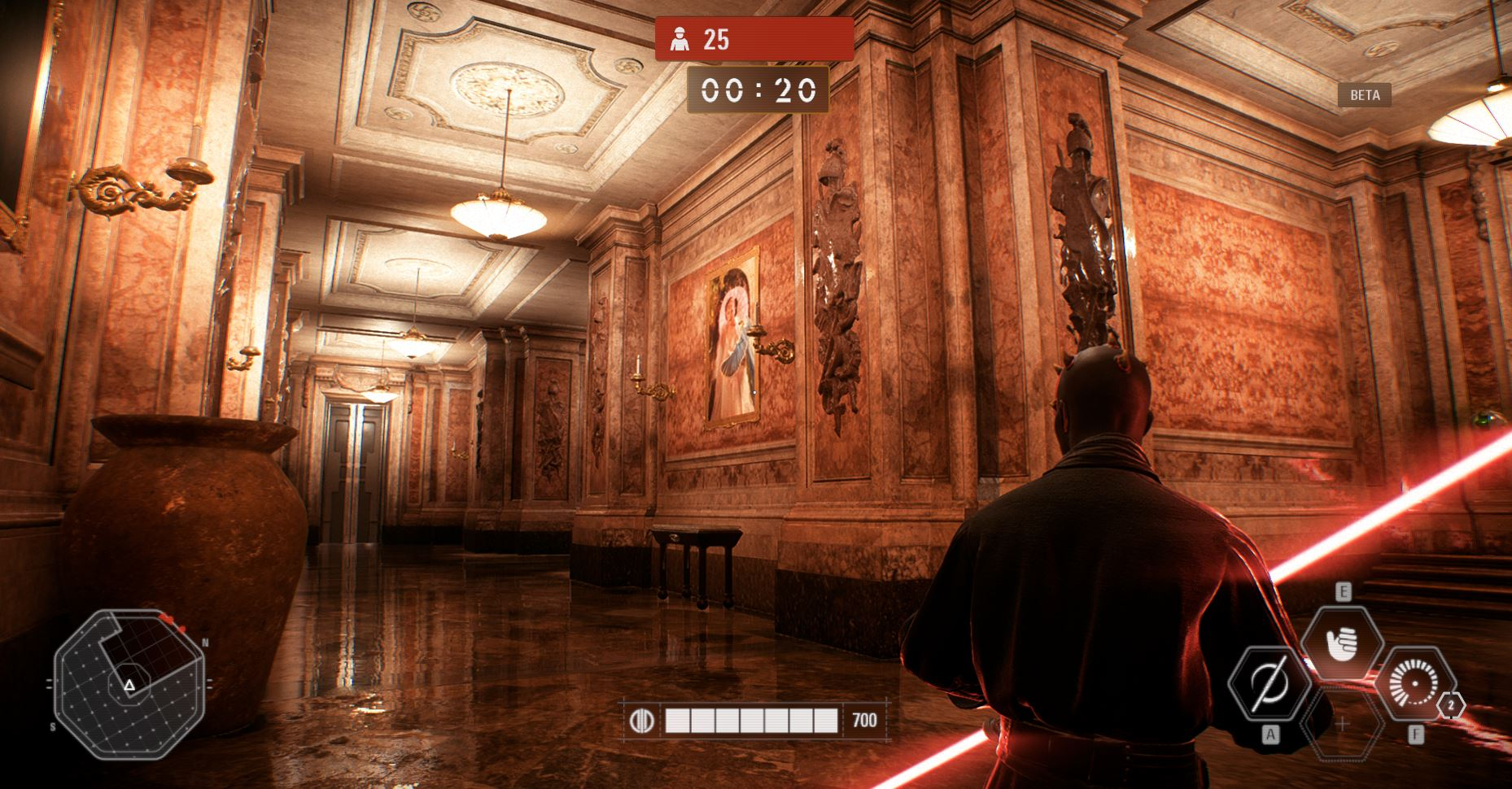 star wars battlefront 2 beta arcade mode