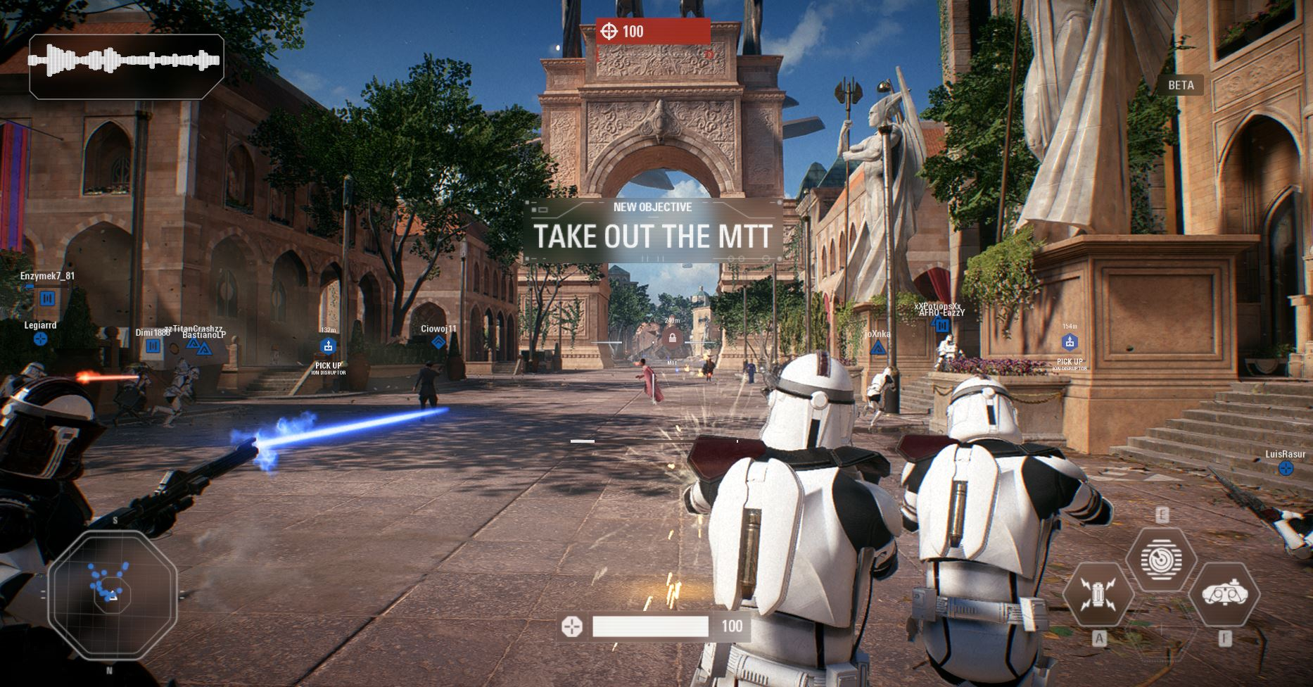 star wars battlefront 2 beta conclusion