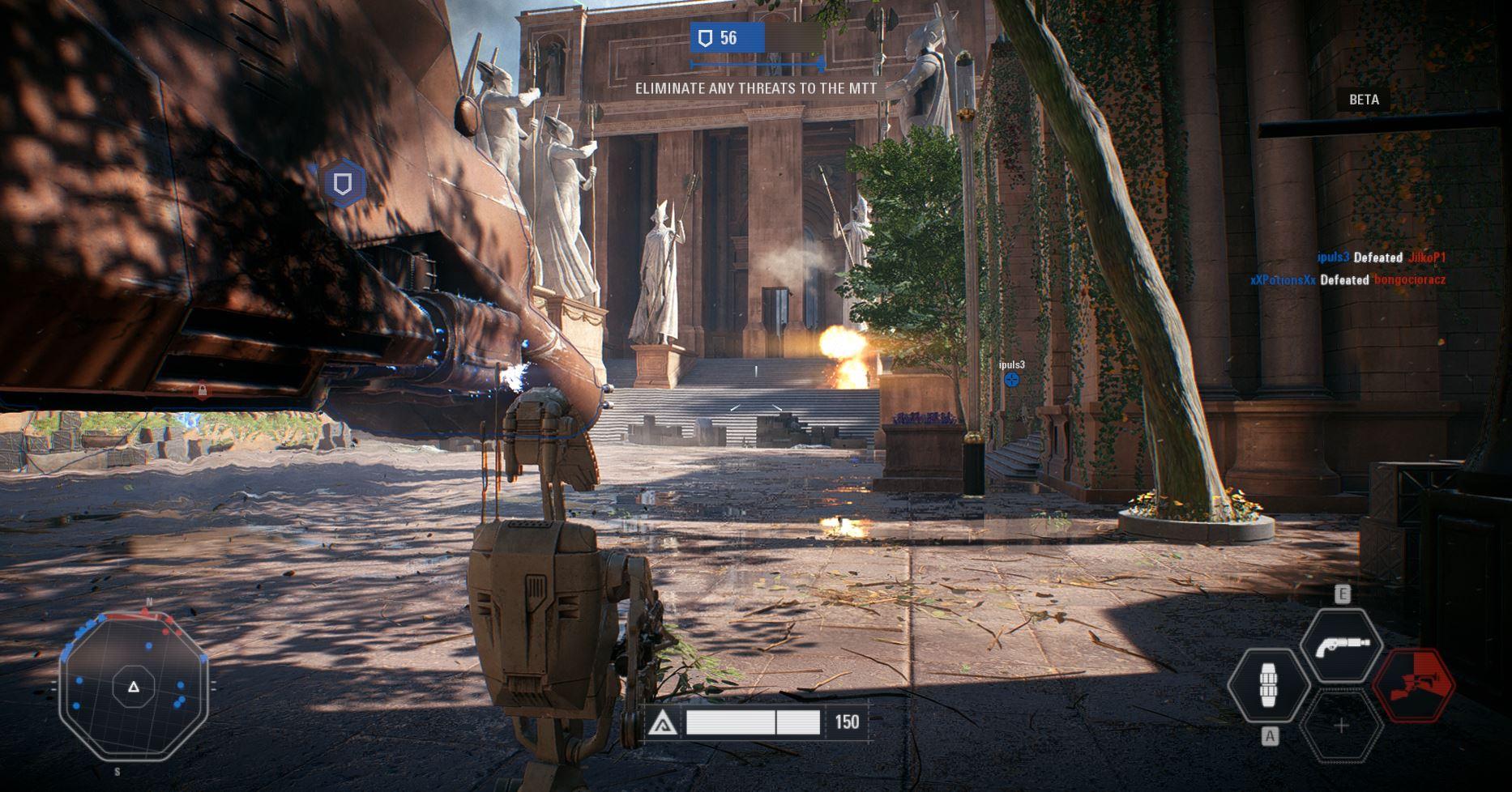 star wars battlefront 2 beta galactic assault